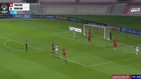 خلاصه بازی تراکتور 0 - شارجه امارات 0