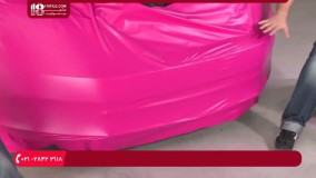 آموزش کاور خودرو - نصب کاورخودرو(سپر)