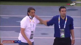 خلاصه بازی فولاد ایران ۱ - الوحدات اردن ۰