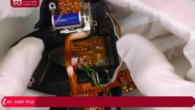 تعمیر دوربن عکاسی - بررسی اجزای داخلی دوربین و تعمیر آن ها