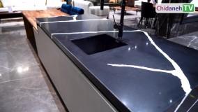 کابینت کمجا، طراحی منحصر به فرد آشپزخانه