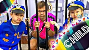 دیانا و روما پلیس میشن - برنامه کودک دیانا روما : ماجراهای بامزه
