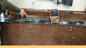 کیسه های استراحت تفنگ  تیراندازی 09120043059