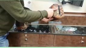 فروش کیسه شنی استراحت تفنگ تیراندازی از فروشگاه شکاراستور   09120043059