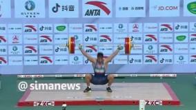 شکستن دست وزنه بردار ایرانی در مسابقات تاشکند