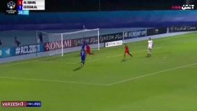 خلاصه بازی استقلال ۳ _ الدحیل قطر ۴