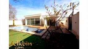 500 متر باغ ویلای شیک دارای 500 متر ویلا در محمدشهر کرج