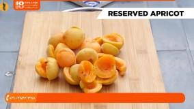 آموزش درست کردن مربا - مربای زردآلو با آبلیمو