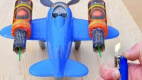 آزمایش و تجربه : هواپیما و راکت