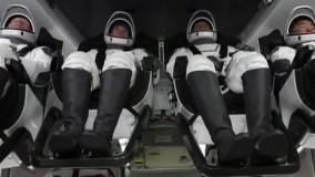 اولین ماموریت عملیاتی فضاپیمای دراگون
