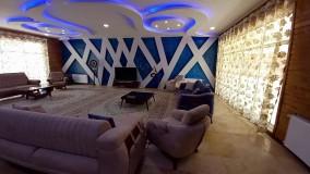 باغ ویلا 1000 متری با طراحی داخلی فوق العاده در شهریار