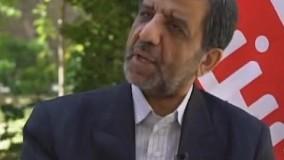 حمله ضرغامی به روحانی ، دولت و وزارت خارجه