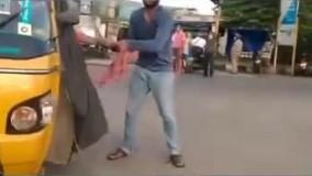 ویدئویی عجیب از شیوع کرونای جهش یافته در هند ؟