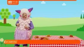 انیمیشن mother goose club - سه بچه گربه کوچک