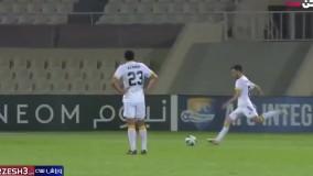 خلاصه بازی تراکتور ایران 0 - پاختاکور ازبکستان 0