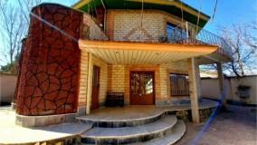باغ ویلا 2400 متری با 300 متر ویلای دوبلکس در محمدشهر کرج
