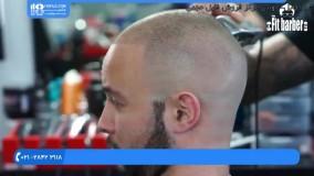 آموزش آرایشگری مردانه | اصلاح انواع مدل مو