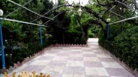 2717 متر باغ ویلای لوکس و تریبلکس در شهریار