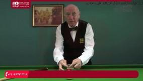 آموزش بیلیارد | خط potting ( هدف در طول خط )