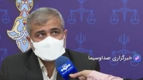 واکنش دادستان تهران به فایل صوتی ظریف