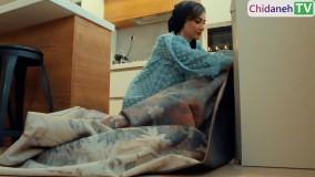 شستن فرش مدما در خانه
