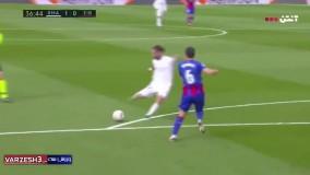 خلاصه بازی رئال مادرید 2 - ایبار 0