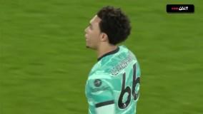 خلاصه بازی آرسنال ۰ - لیورپول ۳