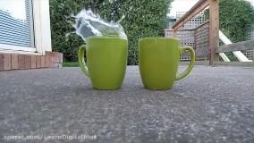 پریدن داخل لیوان (خطای دید)