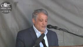 واکنش محسن هاشمی به انتشار فایل صوتی ظریف