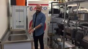 سینک صنعتی آرکو تجهیز
