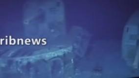 رکورد عمیق ترین غواصی برای یافتن کشتی جنگی