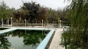 5000 متر باغ ویلای فاخر دارای حدودا 300 متر بنای دوبلکس در شهریار