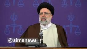 کنایه های رئیس قوه قضائیه به دولت