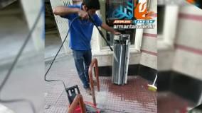 سرویس و تعمیر کولر گازی زعفرانیه 09125042902