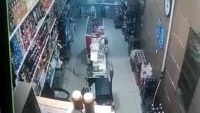 فیلمی از لحظه وقوع زلزله در شهر مریوان