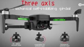 خرید هلی شات ZLRC SG906 Pro2 دارای GPS و گیمبال سه محوره/ایستگاه پرواز
