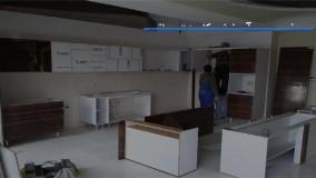 کابینت سازی - نحوه برش و نصب کانتر روی کابینت