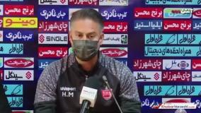 آخرین وضعیت مصدومیت سید جلال