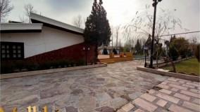2400 متر باغ ویلای شیک دارای 200 متر ویلا در شهریار