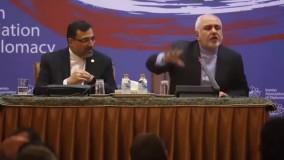 ظریف : چرا قبول نداریم دیپلماسی قدرت می آفریند ؟