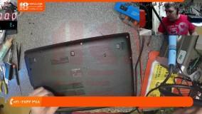 آموزش تعمیر لپ تاپ | Acer aspire F5-571 روشن نمی شود