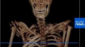 شگفتی محققان از یافتن جنین در مومیایی ۲ هزار ساله