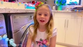 برنامه کودک ناستیا این داستان می خواهد دختر خوبی برای پدر باشد