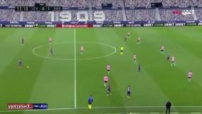 خلاصه بازی لوانته ۳ - بارسلونا ۳