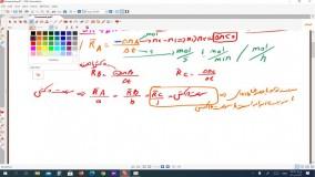 سینتیک فرمول و محاسبه