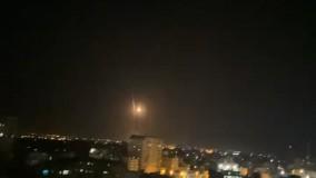 حمله راکتیِ گروههای مقاومت به تل آویو