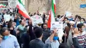 ورود احمدی نژاد با شعار  اصلاح طلب اصولگرا دیگه تموم ماجرا