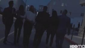 دیوید بکام و لیدی گاگا در قسمت ویژه «فرندز»
