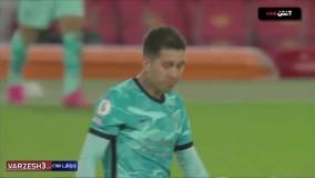 خلاصه بازی منچستریونایتد 2 - لیورپول 4