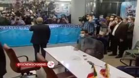 کاندیداتوری علی لاریجانی برای ریاست جمهوری